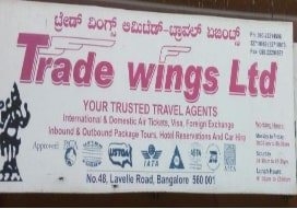 Travel insurance agent in  Ashok Nagar, Bangalore | Tradewings Ltd